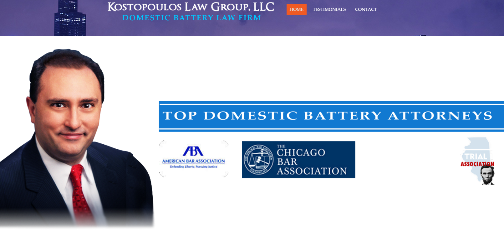 Domestic Battery Attorneys